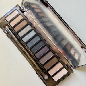 NEW! Urban Decay Naked Smoky Palette